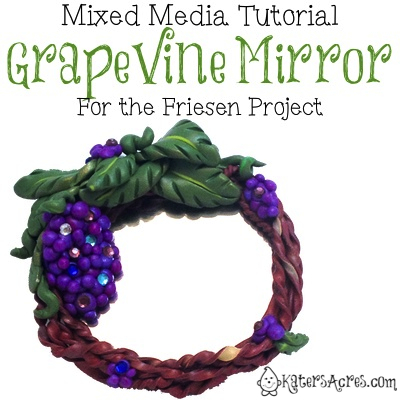 GrapeVine Mirror Tutorial for the Friesen Project