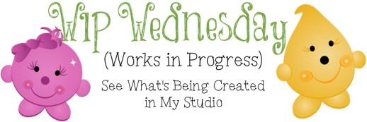 WIP Wednesdays in Kater's Acres Polymer Clay Studio