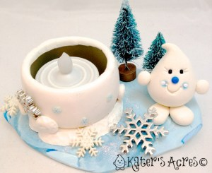 Winter Wonderland StoryBook Scene by KatersAcres