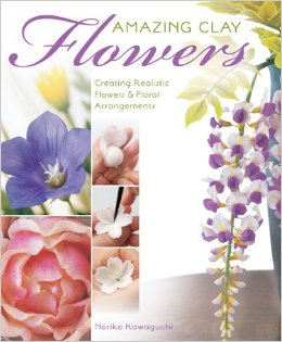 Book Review Amazing Clay Flowers Book by Noriko Kawaguchi