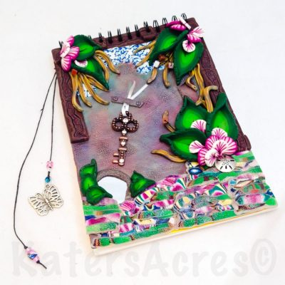 Polymer Clay Journal by KatersAcres
