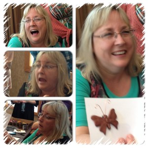 The Faces of Christi Friesen