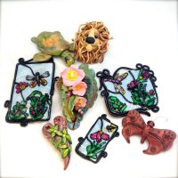 Polymer Clay Creations by Diane Dillon