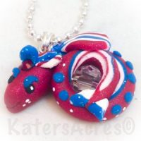 Will the Patriotic Dragon by KatersAcres