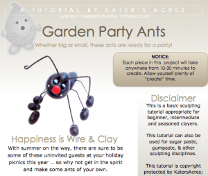 Wired Ant Tutorial Preview by KatersAcres