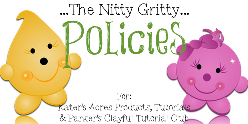 Kater's Acres Policies