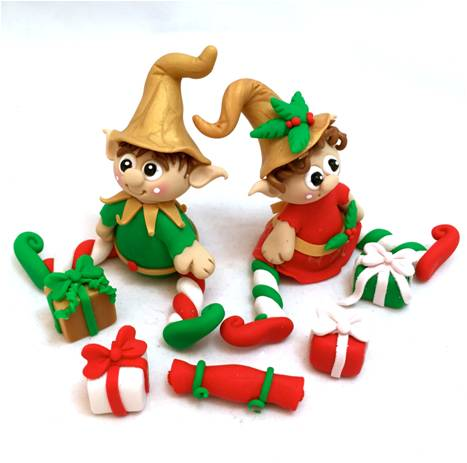 Polymer Clay Elf Tutorial by KatersAcres