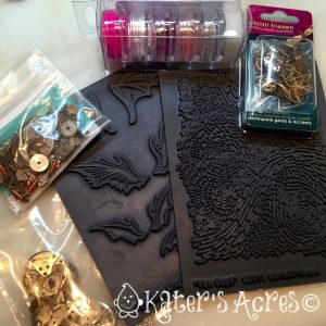 Polymer Clay Haul from Christi Friesen Online with KatersAcres | WIP Wednesday Fun