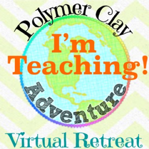 KatersAcres is teaching at the 2016 Polymer Clay Adventure!