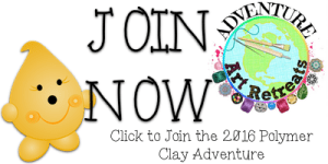 Join the 2016 Polymer Clay Adventure