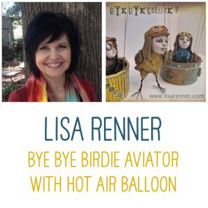 Polymer Clay Adventure - Lisa Renner