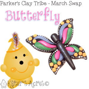Parker's Clay Tribe March Swaps