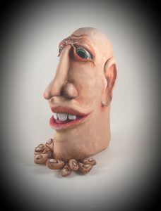 """Big Giant Head"" by Bettie Griffin"