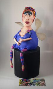 """Edna, the Fairy"" by Bettie Griffin"