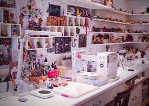KatersAcres Polymer Clay Studio