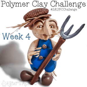 #2017PCChallenge - Week 4 - Farmer 'Schrume, Dell by Katie Oskin of KatersAcres