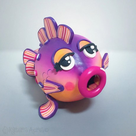 Puffer Fish MAIN by Katie Oskin