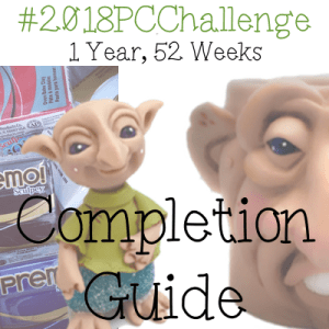 2018 Polymer Clay Challenge with KatersAcres   Completion Guide