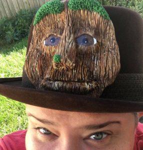 Woodruff Hat Headshot by Amy Hucks