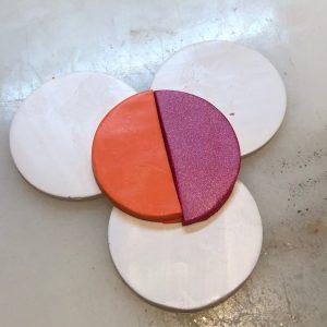Spring 2018 Palette - Peaches n Cream Color Recipe Mix