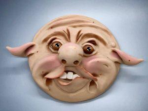 Derpy Face by Katie Oskin