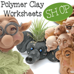 Polymer Clay Worksheets