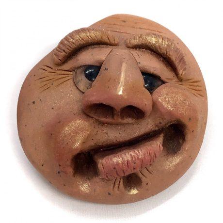 Face Rock by Katie Oskin