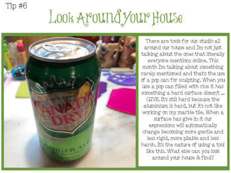 TIPS CARD - Look Around Your House