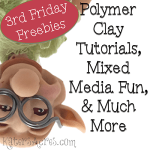 3rd Friday Freebies from KatersAcres