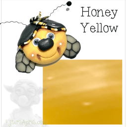 Honey Yellow Color Recipe from Kater's Acres