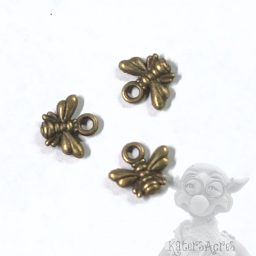 Bumble Bee Charms from Kater's Acres