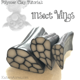 Insect Wings Tutorial by Kater's Acres