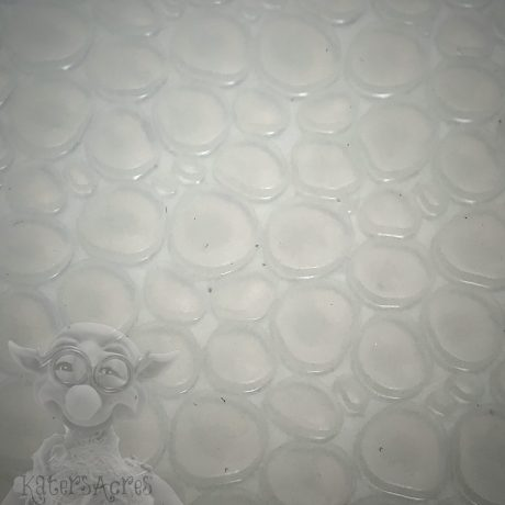 Bubbles Underwater Ocean Stamp from Kater's Acres