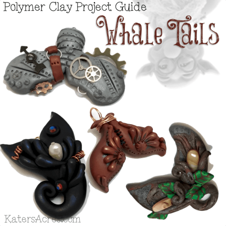 Whale Tails Tutorial by Kater's Acres