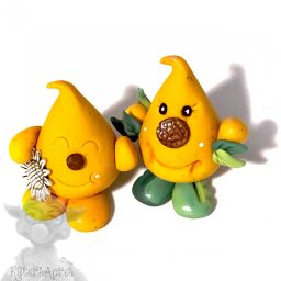 Parker Sunflower Limited Edition Figurines from Kater's Acres