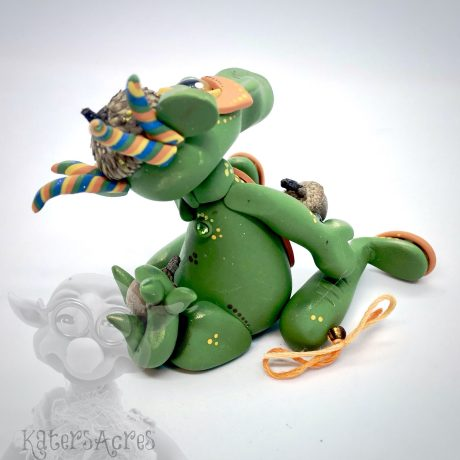 OAKEY the Dragon from Kater's Acres