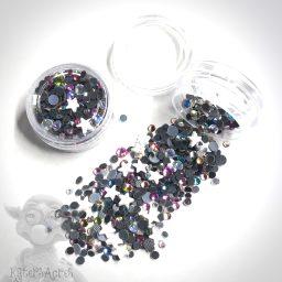 Unicorn Crystals & Slices Mini Jar