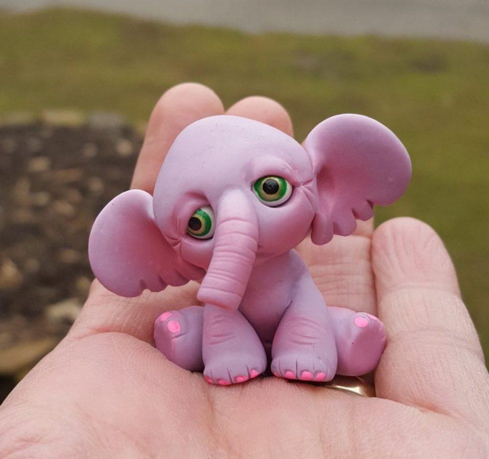 Elephant by Gail Wilson