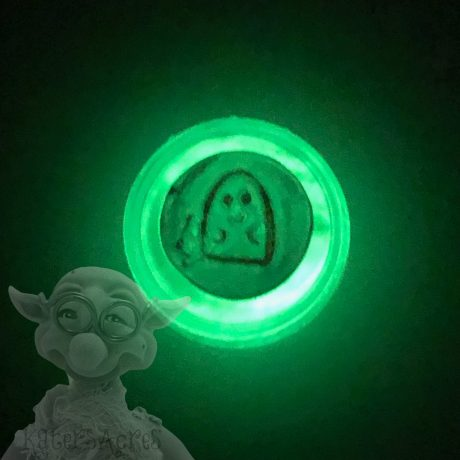 GHOSTLY Glow Powder from KatersAcres
