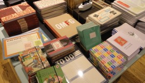 Because the stationery room of Liberty is the best room in the world.