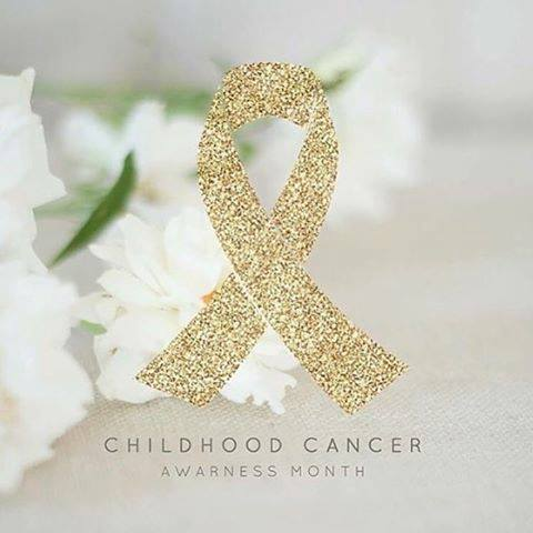 Childhood Cancer Awareness Month – Day 1