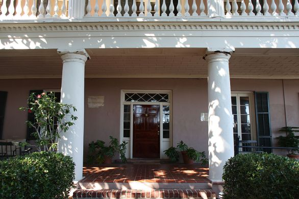 Mr.TinDC - Flickr: Edmondston-Alston House Old Entrance