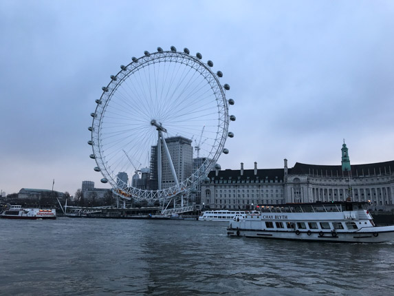 London in January Family Reunion Recap