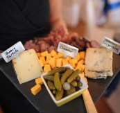 mini cheese display