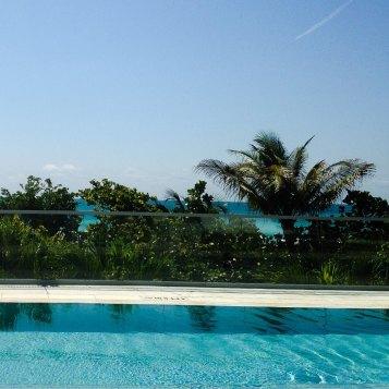 Kate Stoltz Poolside at Miami Beach