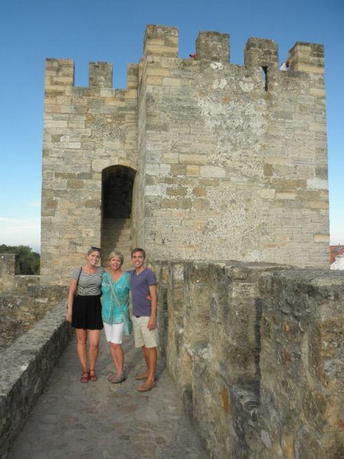 st. george castle lisbon
