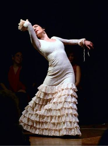 flamenco performance sanlucar de barrameda