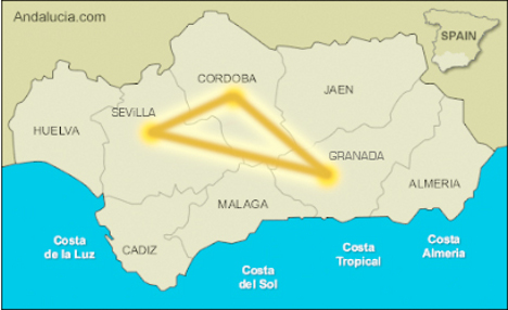 Golden Triangle of Andalucía