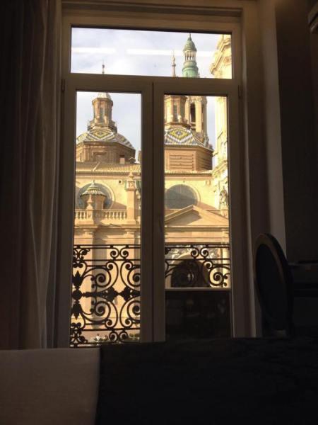 Zaragoza hotel
