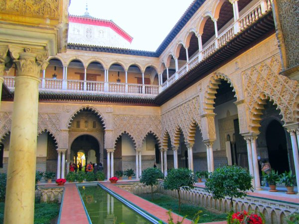 Seville Golden Triangle of Andalusia